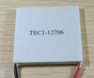 Refrigeration piece, Semiconductor, TEC1-12706 40*40MM Refrigeration piece