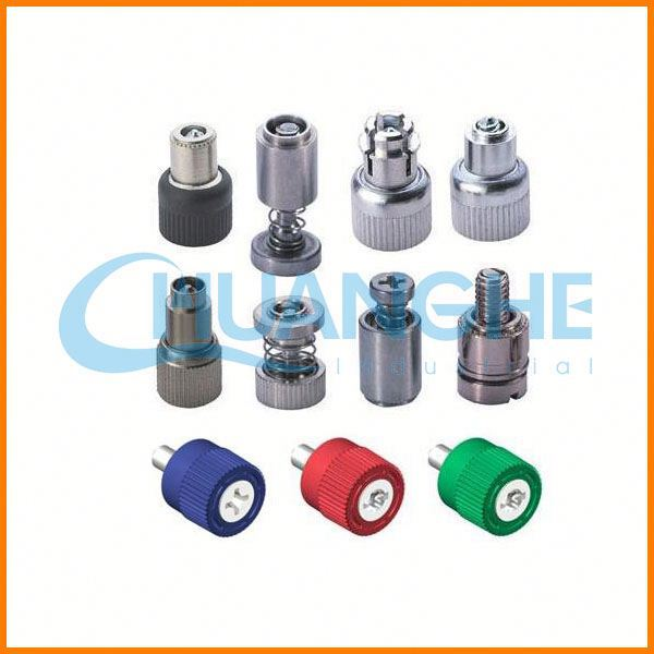 Alibaba China Fasteners Color zinc plating with a combination of screws