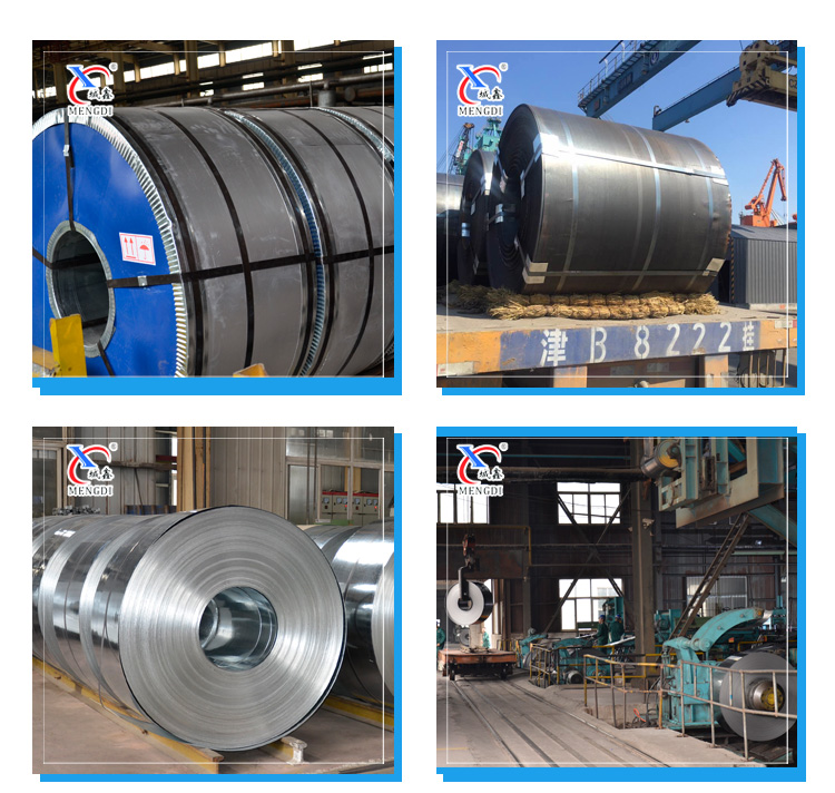Low Price Stainless/Galvanized Steel Coil for Sale