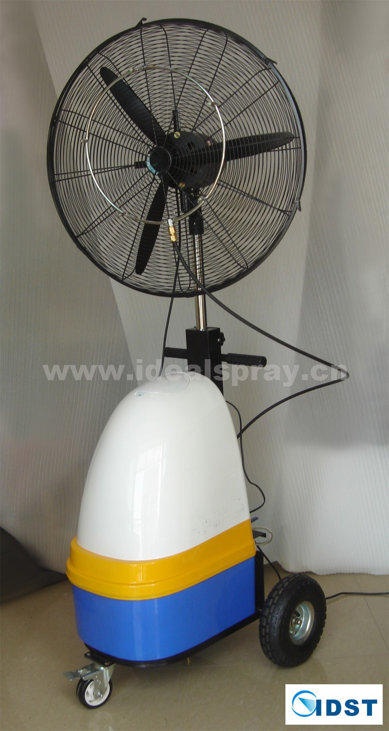 Misting Fans Product : Diy economy home misting fan line buy