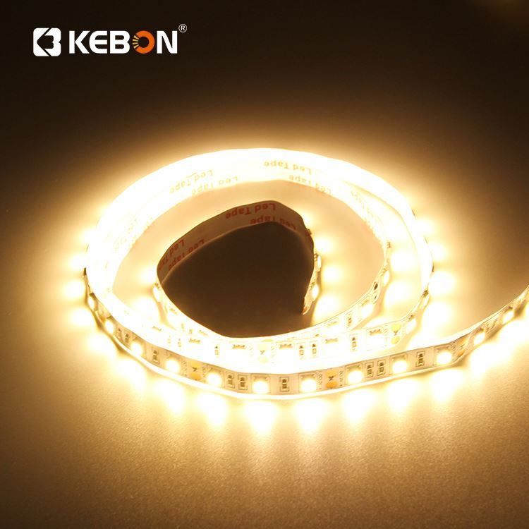 Factory price list Foldable DC12V 5M 30LED S Type SMD 5050 LED Strip Light