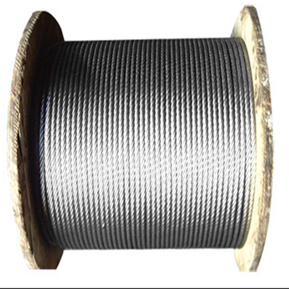 Stainless Steel cable manufactuerer wire rope price per meter