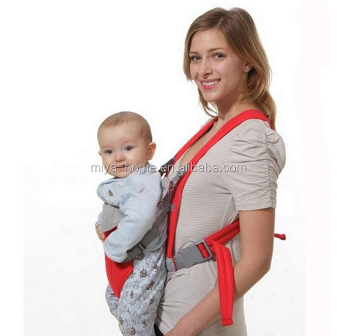 Multifunctional Front and Back Carrier Ergonomic Design Baby and Child Carrier