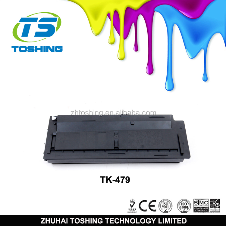 Toner Cartridge TK-475 TK475 TK476 TK477 TK478 TK479 Compatible for KYOCERA TK-479 Toner