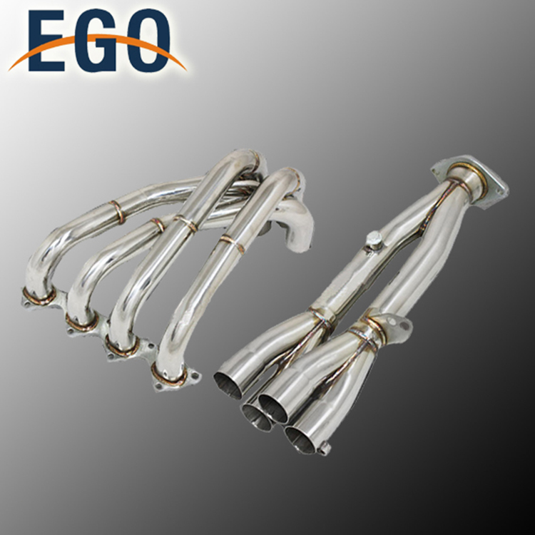 Stainless Steel Exhaust Header Manifold For 94-01 Acura Integra GSR//Type-R 1.8L
