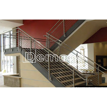 Metal Banister Spindles / Stainless Steel Staircase Railing