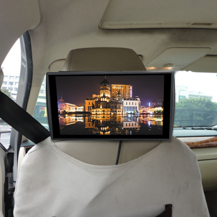 full HD car 11.6 inch car headrest mp5 player with digital TV