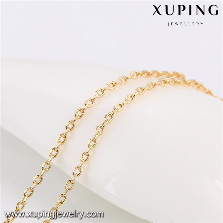 92724 xuping 18k gold plated long drop earring for christmas gifts