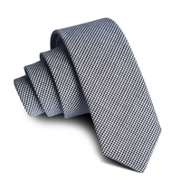 Wool Tie Fashion Accessories Grey New Design Wool Men Cheap Neckties