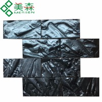 Do the beneficent business strong creative mosaic glass tile