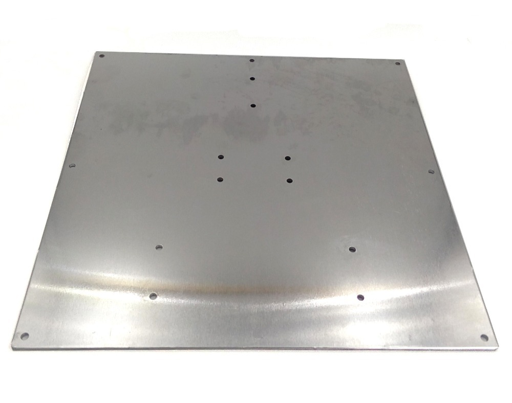 3d Printers Reprapmk2 Hot Bed Aluminum Heating Plate Size 220* 220 *2mm Active Components Electronic Components & Supplies