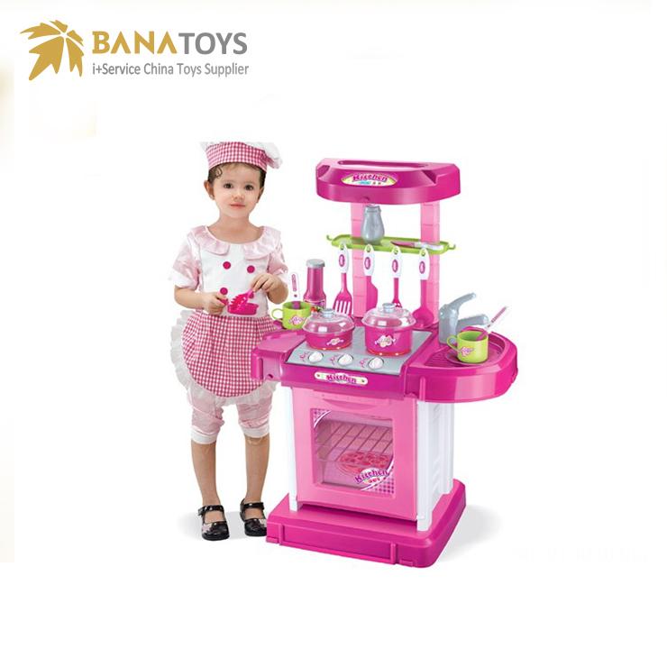 Control De Calidad Casa De Juego Niños Juegos De Cocina Juguetes Para Niñas