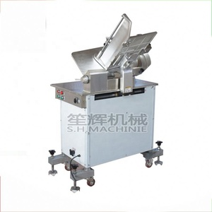 Duck Slicer Slicing Machine Frozen Beef Brain Lean Pork Meat