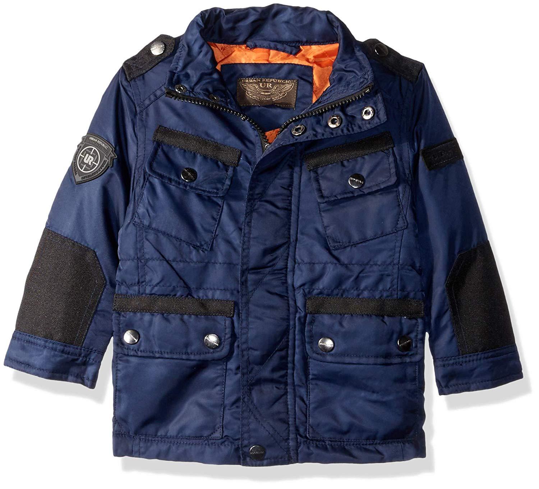 Urban Republic Ur Boys Poly Twill Jacket