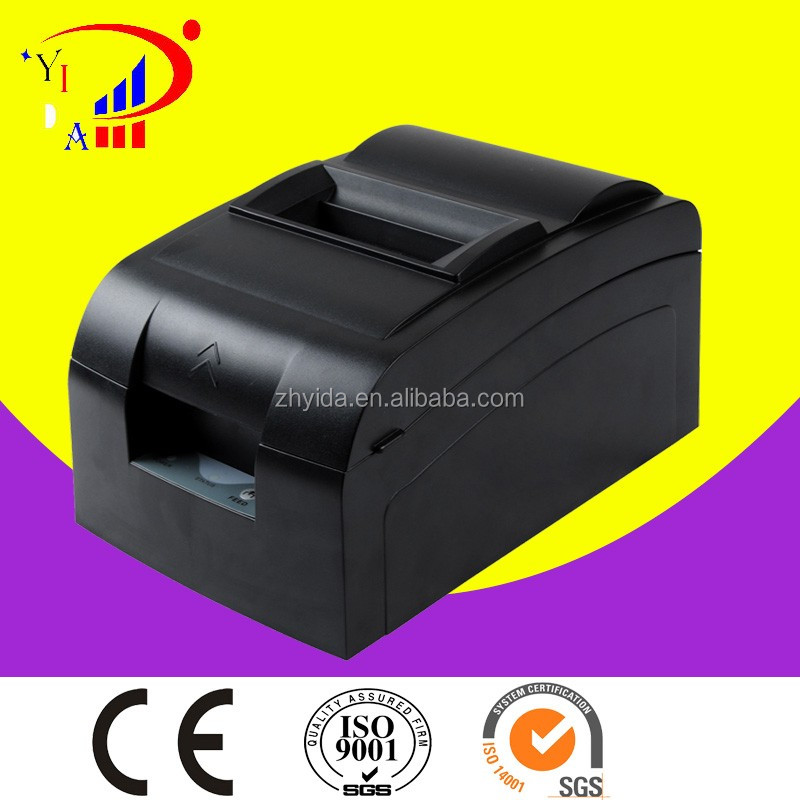 YIDA Made in China cool price receipt printer 4.5 line/s printing speed pos printer