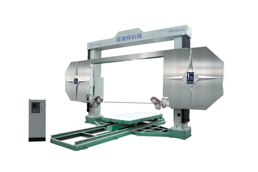 High Efficiency Multi Granite Diamond Wire Saw Cutting Machine - Buy ...