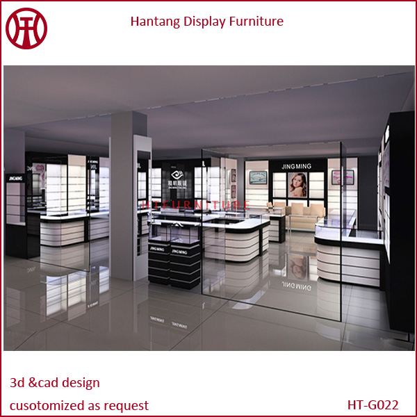Customized Furniture For Optical Shop,High Quality Optical Shop ...