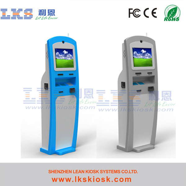 New Design Payment Machine With Bill Acceptor