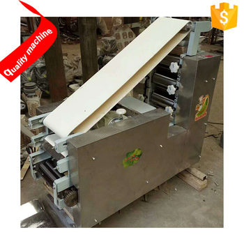 Chapati maker machine/chapati maker tunnel oven baker machine/chapati maken productielijn