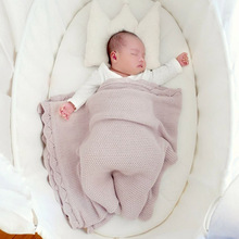 Wholesale cotton knit blanket type baby summer quilt