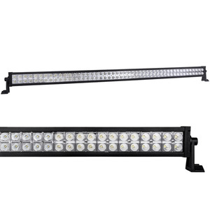 "LiteWay 4X4 Harbor Freight 288W 50"" Spot Flood Combo Led Light Bar Off Road"