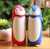 Cute Penguin Stainless Steel Thermos Vacuum Flasks Kid's Cartoon Water Bottle Sweet Gift for Children