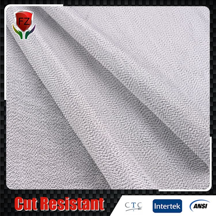 EN388 3 cut resistant Needle Puncture proof woven fabric for working gloves