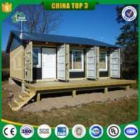 Buy China products container homes prefabricated guard in China on ...