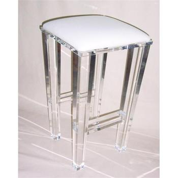Remarkable Hot Selling Clear Legs High End Bar Stool Plexiglass Bedroom Gmtry Best Dining Table And Chair Ideas Images Gmtryco