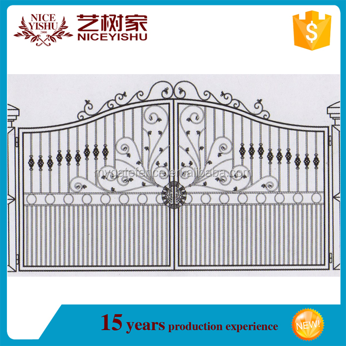 Single Wrought Iron Gate, Single Wrought Iron Gate Suppliers and ...