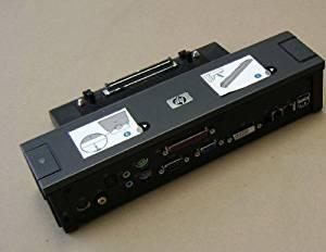 HP Hewlett Packard Compaq EN488AA Laptop Docking Station Replicator REV 2.02 for HP Compaq Business Notebook 6510b, 6515b; 6710b, 6715b; 6910p; 8510p, 8710p; Nc4200, nc4400; Nc6120, Nc6220, Nc6230, Nc6320, Nc6400; Nc8230, Nc8430; Nx6120, Nx6125, Nx6325, Nx6330; Nx7400, Nx8220 Nx9420; HP Compaq