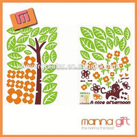 2015 new wall sticker kids wall sticker roll