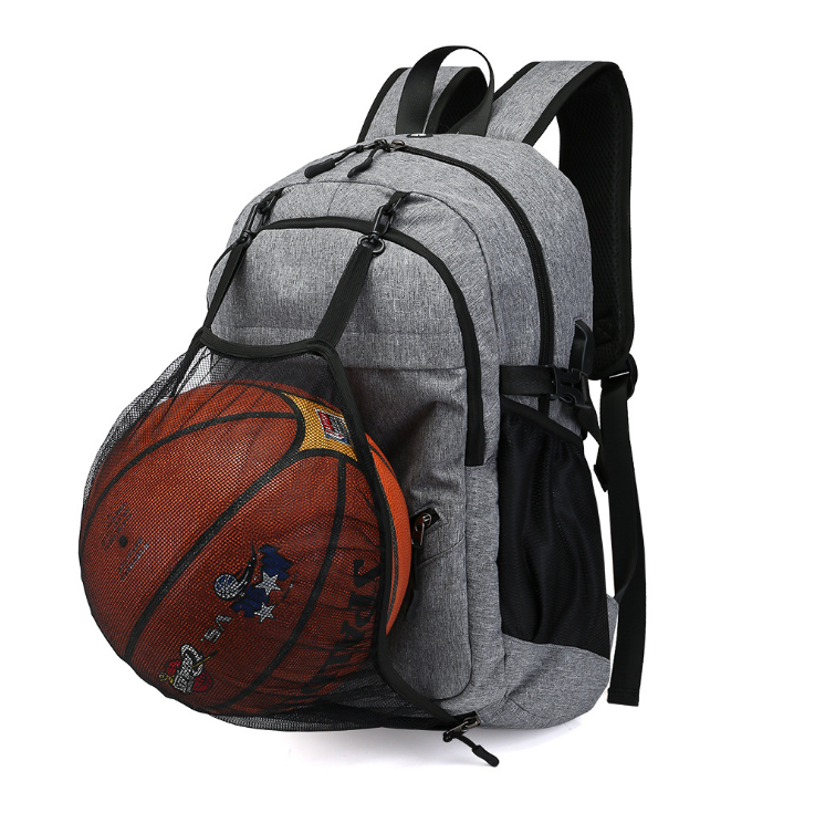 Two Color High Quality Basketball Backpack