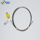 China manufacturer type k thermocouple with plug