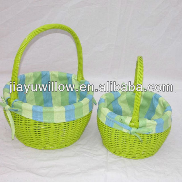 wholesale wicker colored storage basket  sc 1 st  Alibaba & Buy Cheap China colorful storage wicker basket Products Find China ...