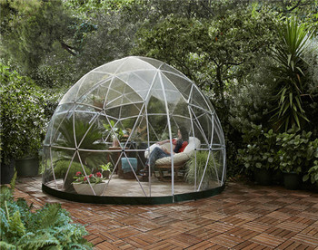 Clear span garden igloo dome tent for event party & Clear Span Garden Igloo Dome Tent For Event Party - Buy Clear Span ...