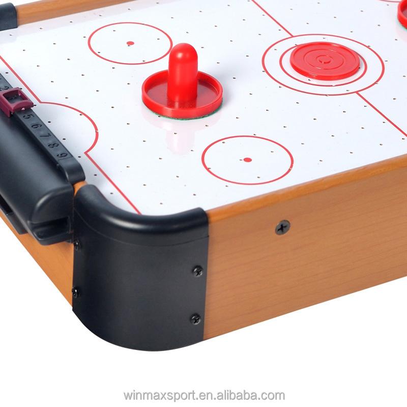 Mini Portable Air Hockey Table Game