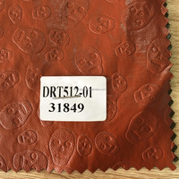 hight quality synthetic leather for garment with low price
