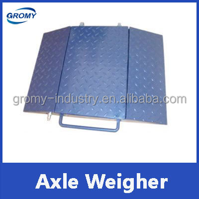 Electronic Portable Axle Weighing Scale Axle Weighing Portable Truck Scales