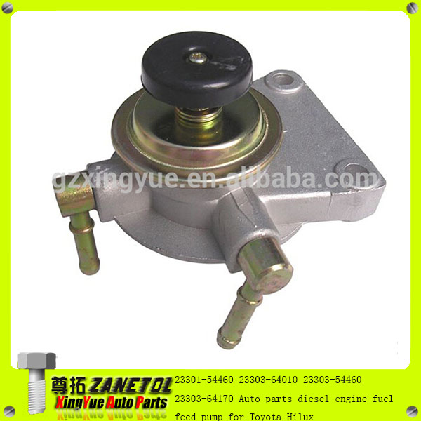 23301-54460 23303-64010 23303-54460 23303-64170 Auto parts diesel engine fuel feed pump for Toyota Hilux