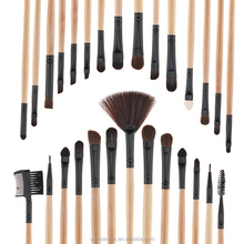 Nice Synthetic Hair Makeup Brushes Set Personalized 32pcs Makeup Brush Set professional makeup brushes set with PU bag