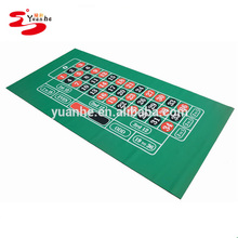 Rubber Foam Casino Tafel Top Layout <span class=keywords><strong>Roulette</strong></span>