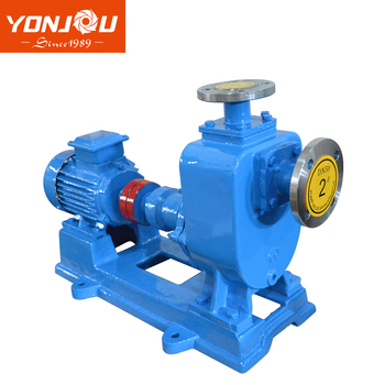 5a7fc2f4b3f ZW direct-connected Self -priming non- clogging water motor pump price
