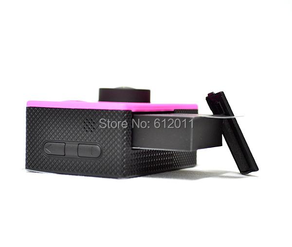 Бесплатная доставка оригинал SJ4000 действий видеорегистратор камеры 30 м водонепроницаемый полный 1080 P 170 град. линзы микро-hdmi велосипед шлем фотоаппарат