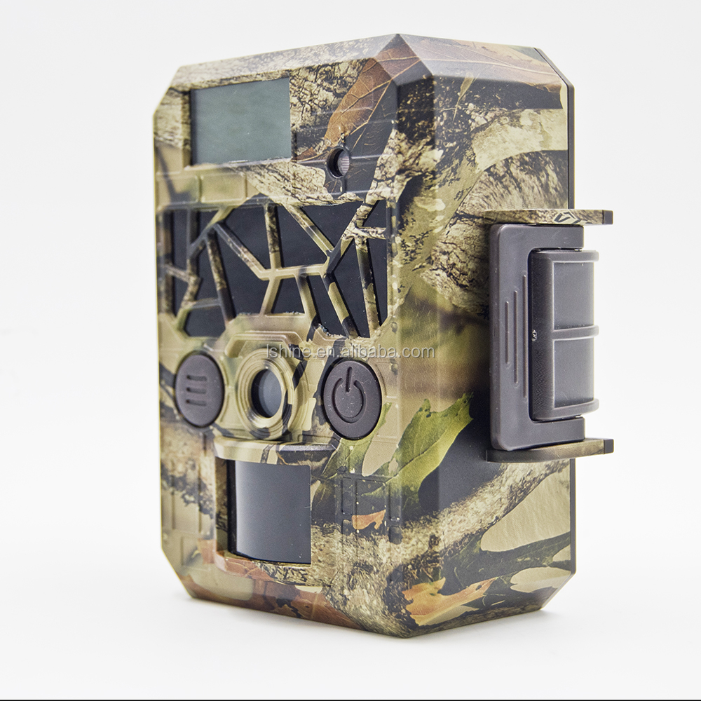1080p Digital Waterproof Hunt Trail Camera Infrared Led Scouting Cam Wildlife Hunt Monitoring And Farm Security Device Tc200 Sophisticated Technologies Consumer Camcorders Camera & Photo