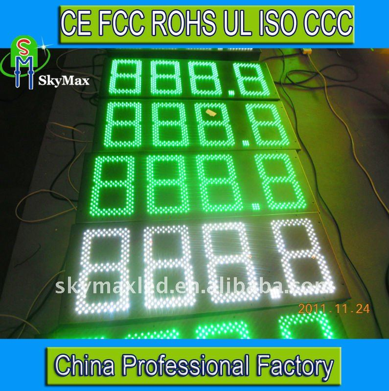 Electronic Price Changer Signage LED Digital Board