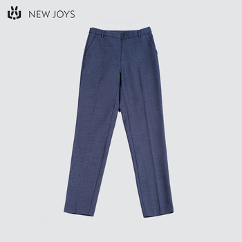 Wool Pants Woman Ladies Casual Pants Professional Fashion Office Trousers With Fast Delivery And OEM Service