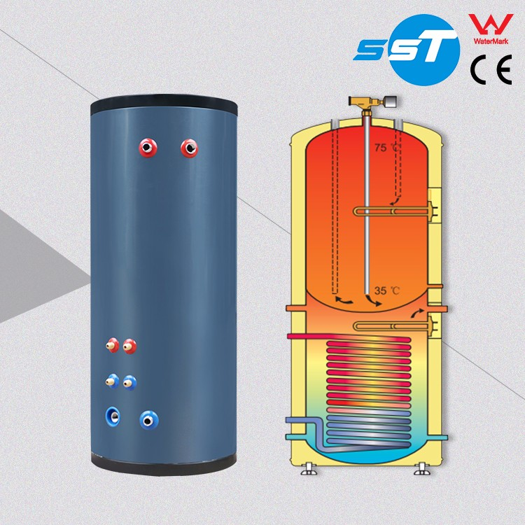 Good corrosion resistance solar water tank
