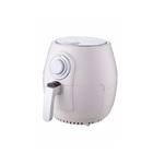 Home use electric mini stainless steel halogen air fryer