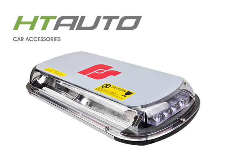 HTAUTO Bernstein LED Blinkt Mini Licht Bars Auto Top Led Warnung Licht